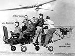 História vrtuľníkov