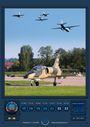 Kalendár 100 let české aviatiky na rok 2012