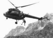 Letecká záchrana v Tatrách