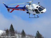 Nové slovenské vrtuľníky sa predstavili na Donovaloch