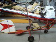 Rotorový kluzák Bensen B-8