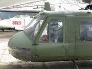 UH-1 M Huey - Múzeum letectva Košice