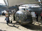 Sud Aviation SA.318C Alouette II - Múzeum letectva Košice