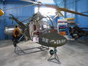 HC-102 Heli Baby - Múzeum letectva Košice