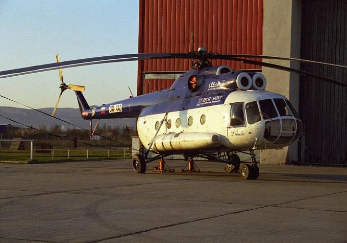 Mil Mi-8MTV-1, OM-AKZ, ???, TECH-MONT helicopter company, s.r.o., TECH-MONT helicopter company, s.r.o.
