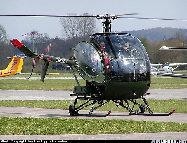 Hughes 269C (Schweizer 269C - SE: Hkp.5B), OM-ARM, S 1268, Grafobal Group, a.s., EHC service, s.r.o.