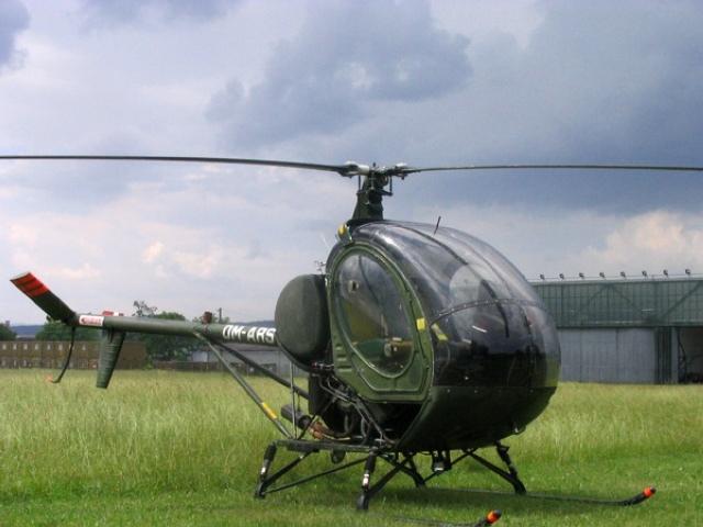 Hughes 269C (Schweizer 269C - SE: Hkp.5B), OM-ARS, S 1257, Grafobal Group, a.s., EHC service, s.r.o.