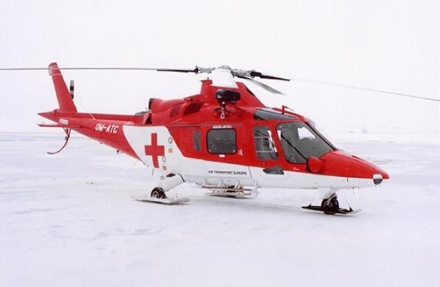 AgustaWestland A 109K2, OM-ATC, 10011, Air Transport Europe, s.r.o., Air Transport Europe, s.r.o.