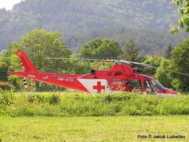 AgustaWestland A 109K2, OM-ATD, 10001, Air Transport Europe, s.r.o., Air Transport Europe, s.r.o.