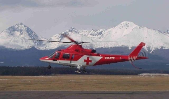 AgustaWestland A 109K2, OM-ATE, 10012, Air Transport Europe, s.r.o., Air Transport Europe, s.r.o.