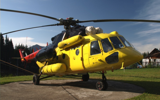 Mil Mi-171 (Mi-8AMT), OM-AVN, 171C00066431908U, Utair Aviation, JSC, UTair Europe, s.r.o.