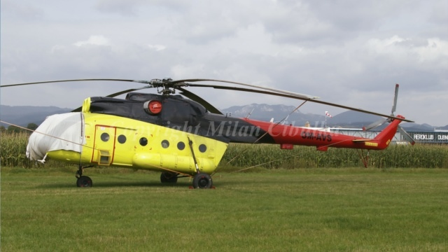 Mil Mi-8T, OM-AVS, 98839307, Utair Aviation, JSC, UTair Europe, s.r.o.