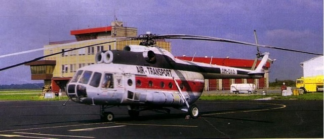 Mil Mi-8P, OM-DXO, 10825, -, -
