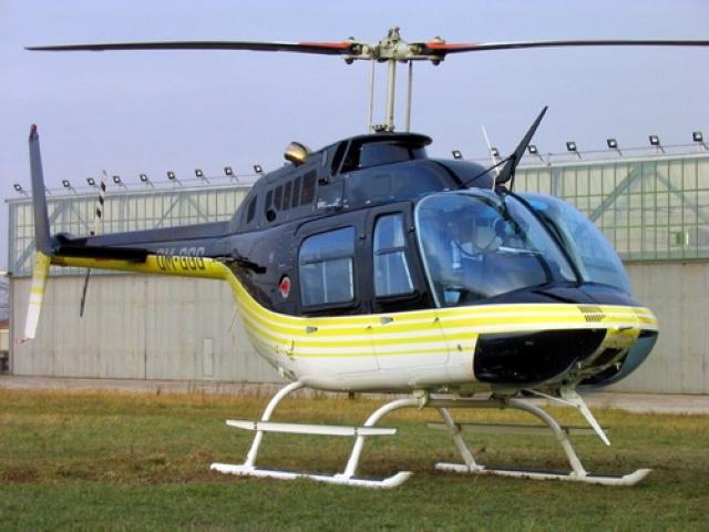 Bell 206B JetRanger III, OM-GGG, 4619, Grafobal Group, a.s., EHC service, s.r.o.