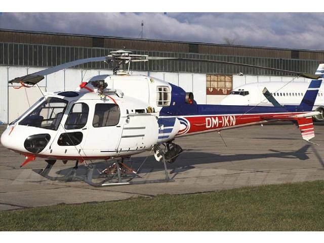 Aérospatiale Ecureuil 2 AS 355N, OM-IKN, 5681, Grafobal Group, a.s., EHC service, s.r.o.