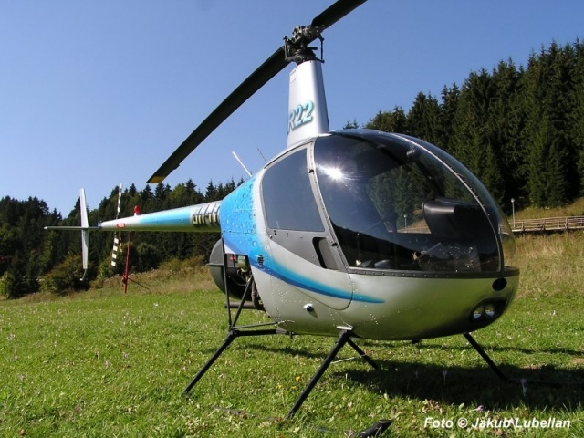 Robinson R22 Beta, OM-ITI, 1302, Slovcopter - Igor Suško, FLIGHT SERVICE, s.r.o.