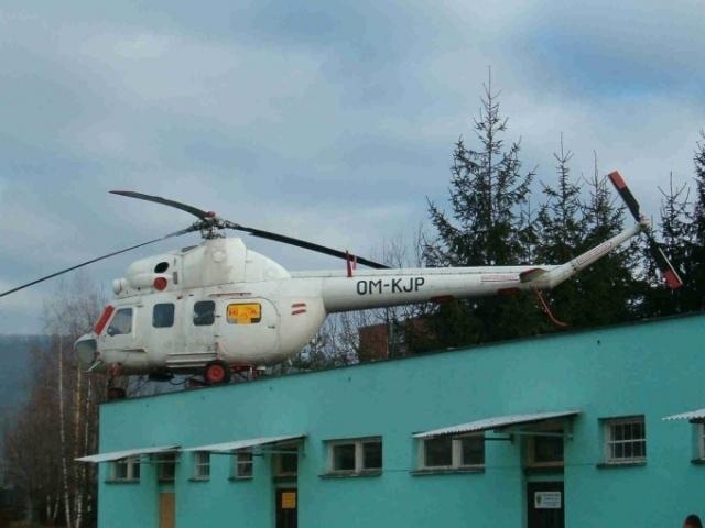 PZL-Swidnik (Mil) Mi-2, OM-KJP, 516641040, -, -