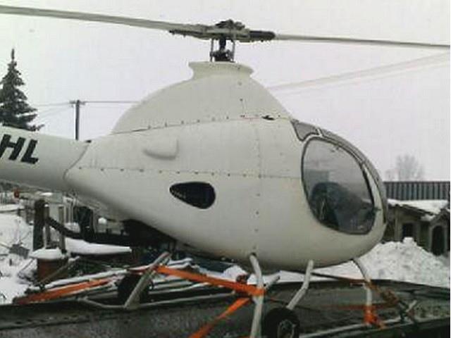 RotorWay Exec 90, OM-LHL, 5156/010/97, -, -