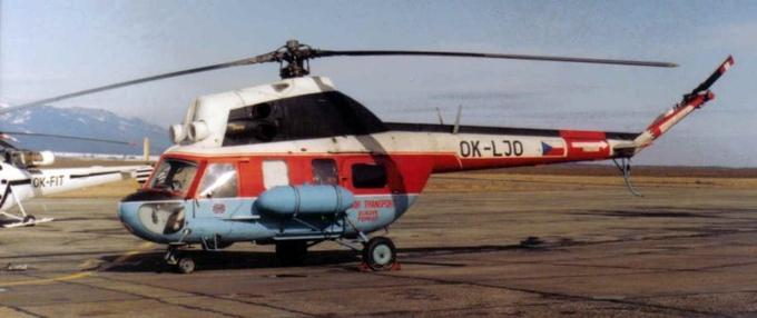 PZL-Swidnik (Mil) Mi-2, OM-LJO, 527225071, -, -