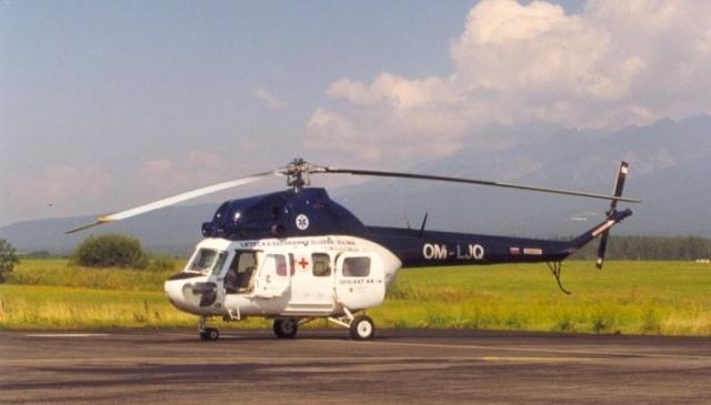 PZL-Swidnik (Mil) Mi-2, OM-LJQ, 537326101, -, -