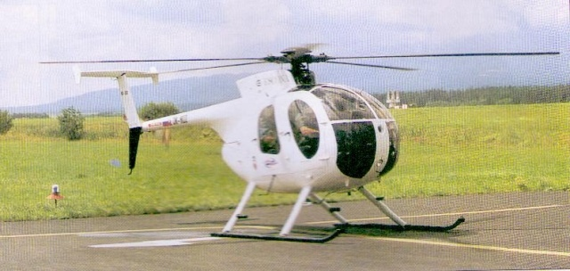 MD Helicopters MD 500D (Hughes 500, Model 369D), OM-MDD, 91-1077D, -, -