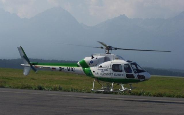 Aérospatiale Ecureuil 2 355N (355F-1), OM-MIQ, 5160, -, -