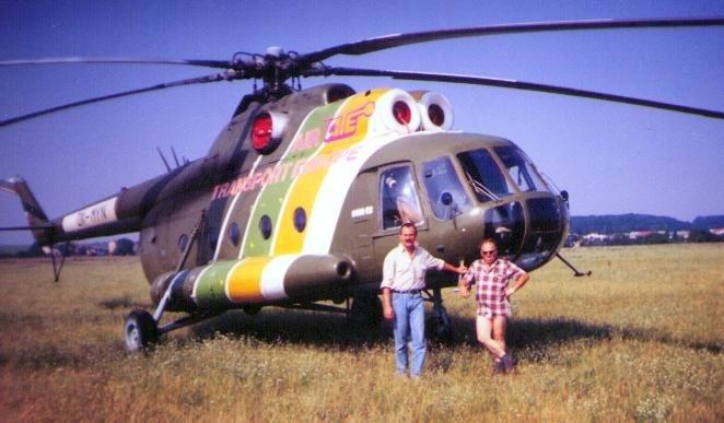 Mil Mi-8T, OM-MYN, 98203673, -, -