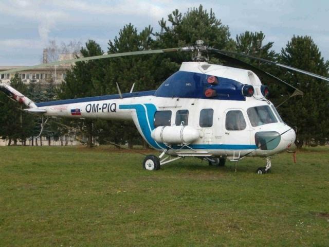 PZL-Swidnik (Mil) Mi-2, OM-PIQ, 529310065, -, -