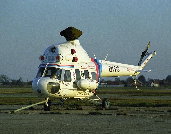 PZL-Swidnik (Mil) Mi-2, OM-PIS, 529312065, -, -