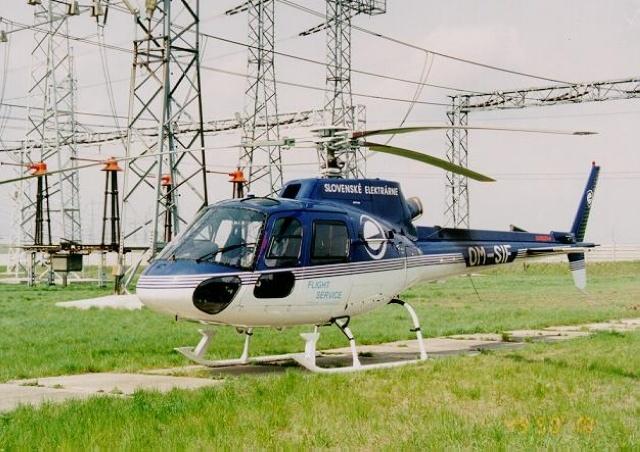 Aérospatiale 350B-2 Ecureuil, OM-SIF, 3066, -, -