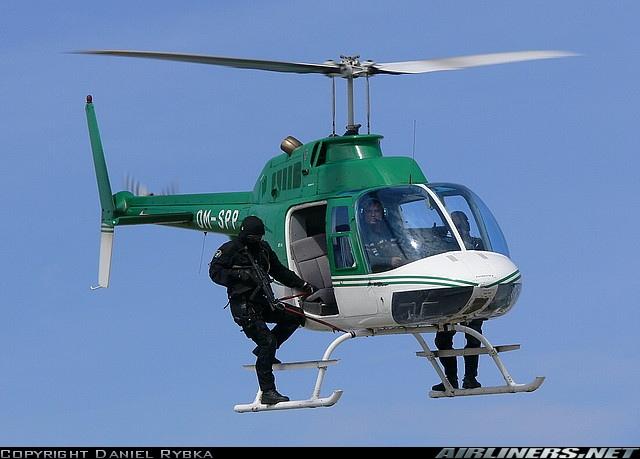 Agusta-Bell 206A JetRanger, OM-SPP, 8255, AGRAFLUG HELILIFT GmbH Co. KG, EHC service, s.r.o.