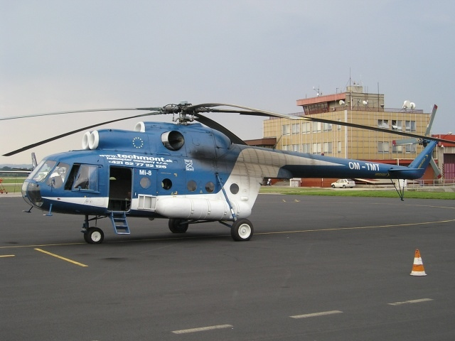 Mil Mi-8T, OM-TMT, 98308361, TECH-MONT helicopter company, s.r.o., TECH-MONT helicopter company, s.r.o.