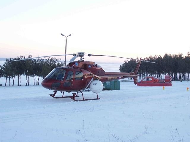 Aérospatiale 355F-2 Ecureuil 2, OM-WIQ, 5483, -, -
