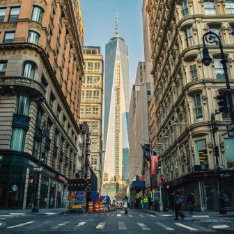 Zahraničný obchod - Kontrasty v londýnskom City