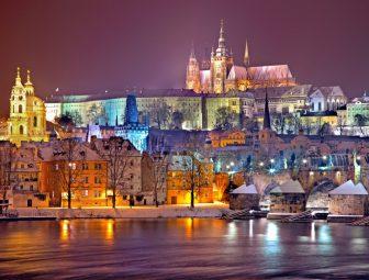 Báseň: Praha 2002