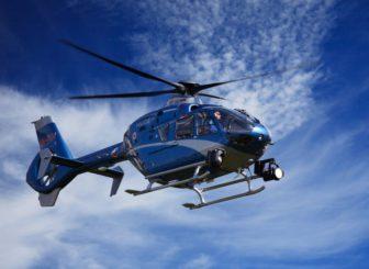 Letecké práce a služby vrtuľníkmi