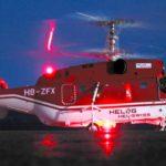 Vrtuľník Kamov Ka-32 bude lietať nad Prahou