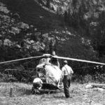 Pátranie po havarovanom vrtuľníku Z-35