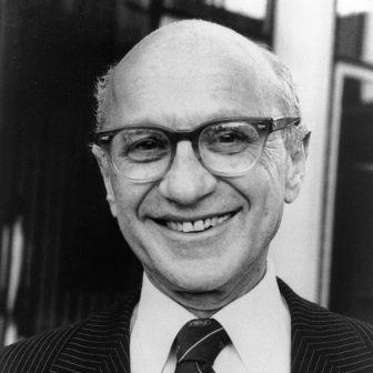 Milton Friedman - ekonóm. Vývoj a dejiny ekonomického myslenia