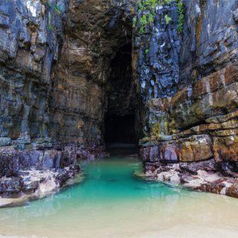 Jaskyňa - zašli ste príliš hlboko, nič tu nie je