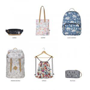Kolekcia produktov The Pack Society