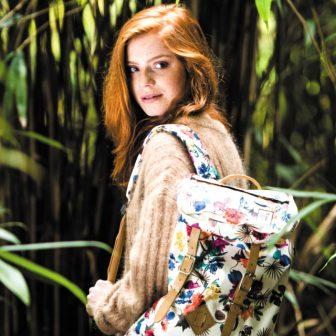 The Pack Society batoh s remeňmi Premium Backpack