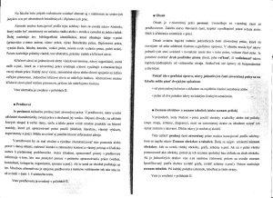 Diplomová práca - Metodika a technická norma 03