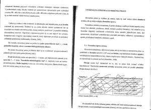 Diplomová práca - Metodika a technická norma 06