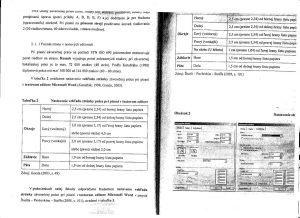 Diplomová práca - Metodika a technická norma 07