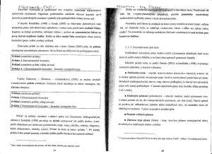 Diplomová práca - Metodika a technická norma 09