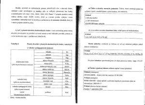 Diplomová práca - Metodika a technická norma 11