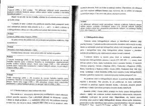 Diplomová práca - Metodika a technická norma 17