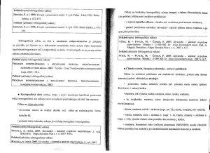 Diplomová práca - Metodika a technická norma 20