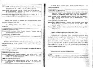 Diplomová práca - Metodika a technická norma 21
